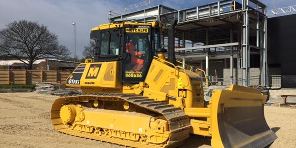 Metcalfe Plant Hire Earthworks