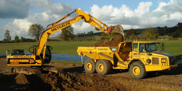 Metcalfe Plant Hire Contracting Division Rural Excavation
