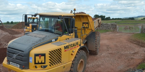 Plant Hire Division Excavation Truck
